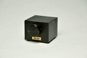 High End Silver Stepped Attenuator - Malega Audio™ PS1™