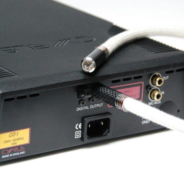 Malega Audio Coaxial Audio Cable