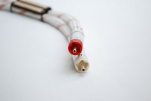 Malega Audio Silver Audio Cables