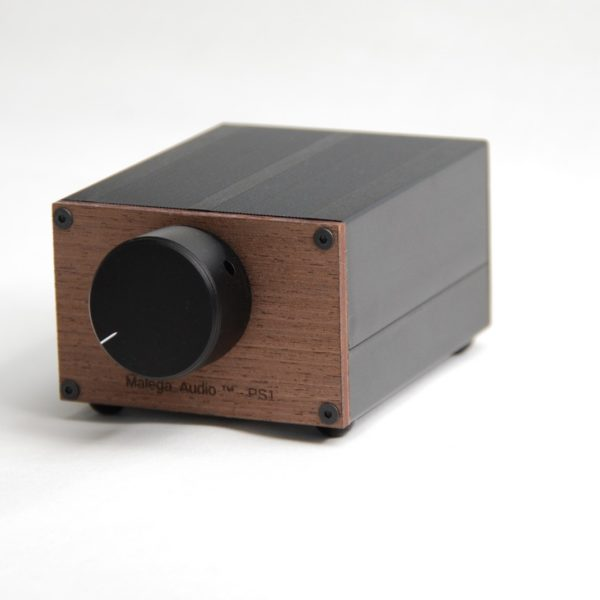 Audiophile Passive Stepped Attenuator PS1 by Malega Audio