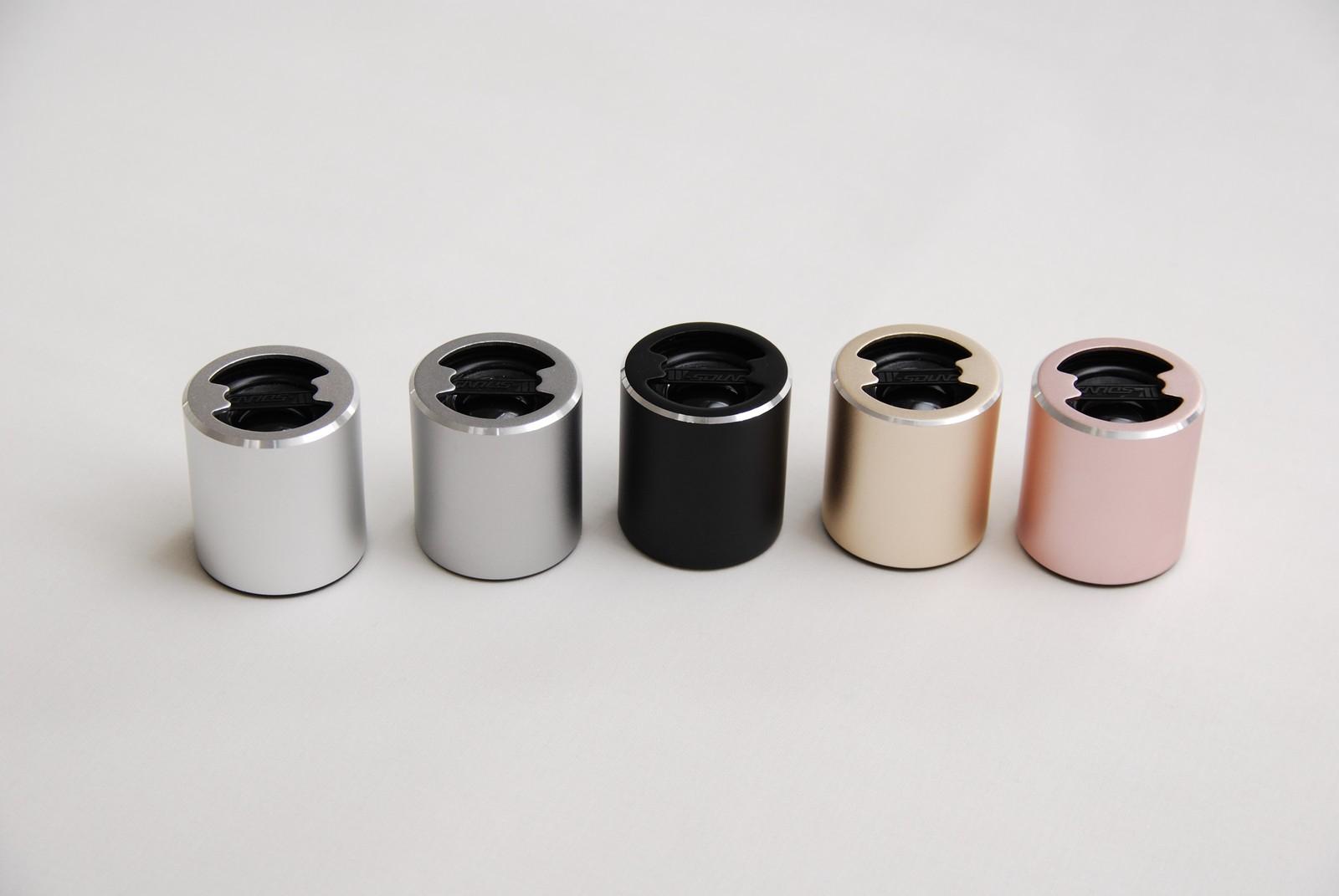 Metal Wireless Bluetooth Speakers