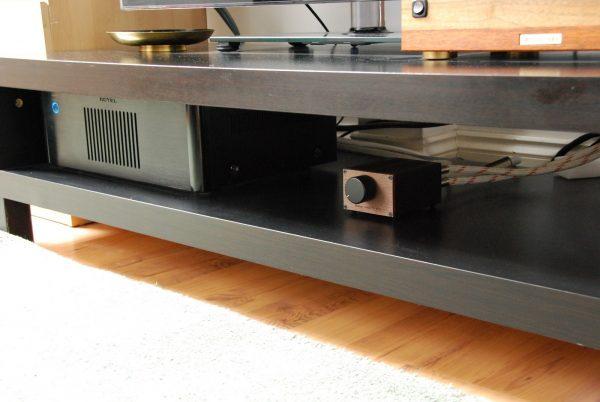 Malega Audio Audiophile Passive Preamplifier