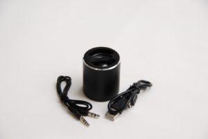 Malega Audio Bluetooth Speaker Black