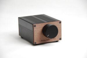 Malega Audio Silver Passive PreAmp PS1 - TEAK