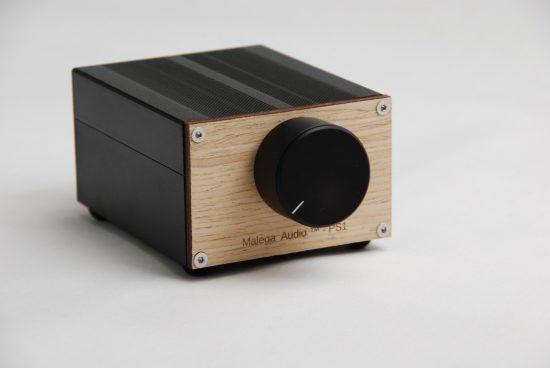 Professional Stepped Attenuator by Malega Audio PS1