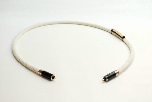 Malega Audio SPDIF Cable - Silver CX Cable