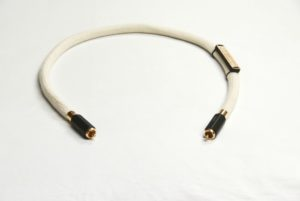 Malega Audio SPDIF Silver Coaxial Cable