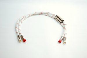 Malega Audio Silver Interconnects Silver 1