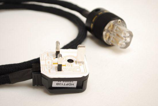 Malega Audio Silver Power Lead