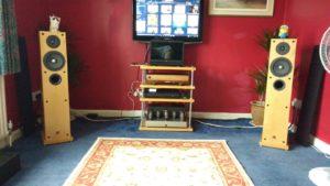 Martin Swain Audio System