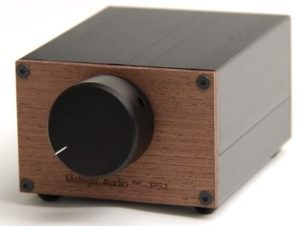 Passive Stepped Attenuator by Malega Audio