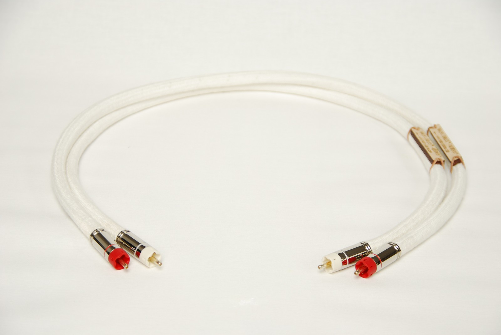 Professional RCA Cables SILVER 1