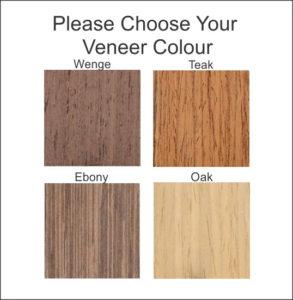 Passive Pre Amp Veneer Colours
