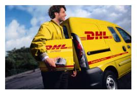 DHL International Delivery