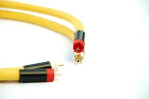 Malega™- SILVER1 Audiophile Silver Audio Cables