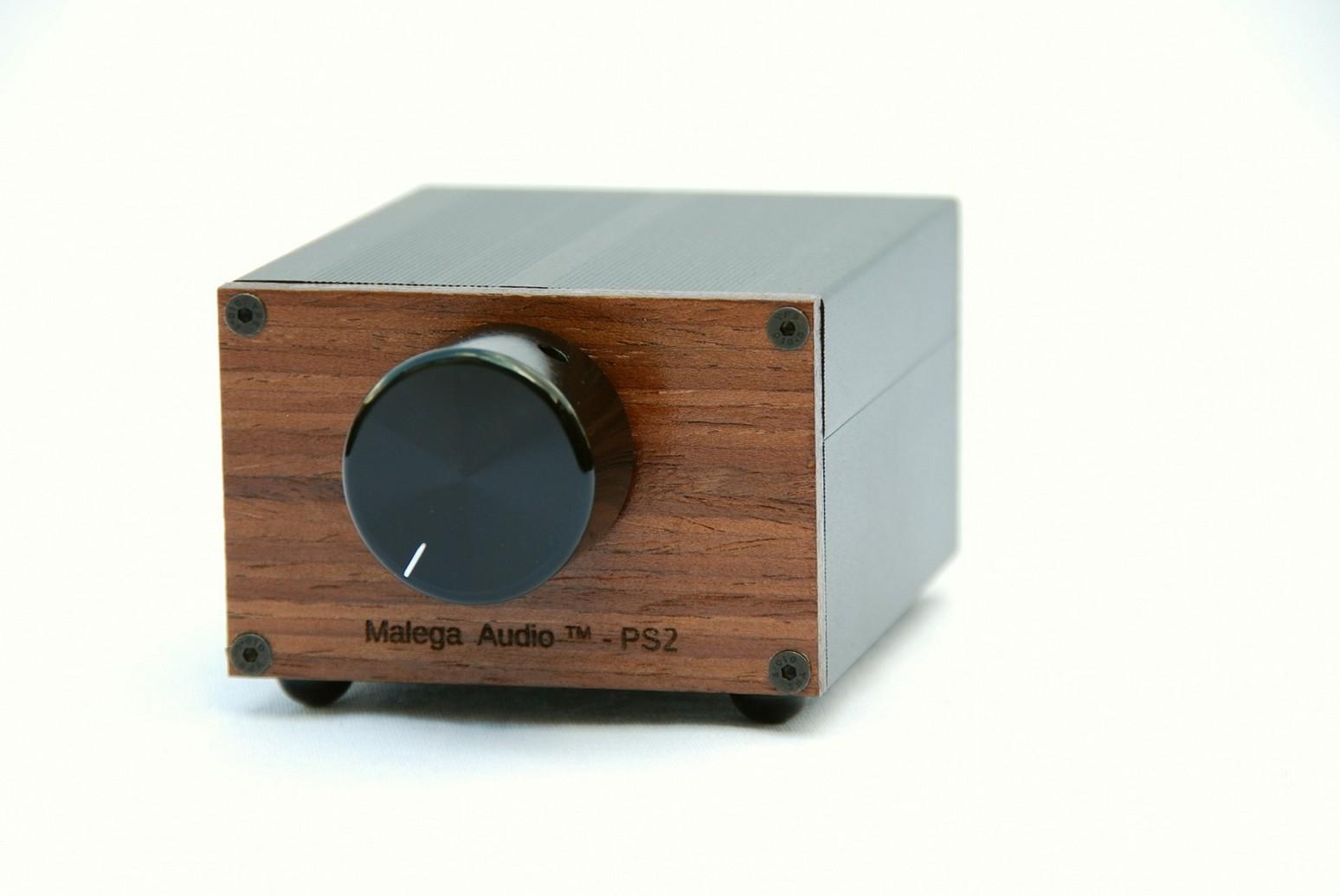 Malega Audio™-PS2 Audiophile Passive Preamp