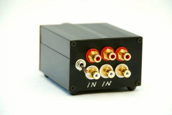 Malega Audio™-PS2 Passive Pre-Amplifier