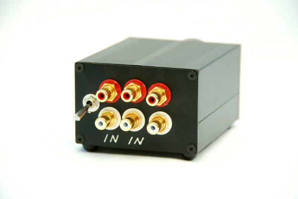 Professional Passive Preamplifier