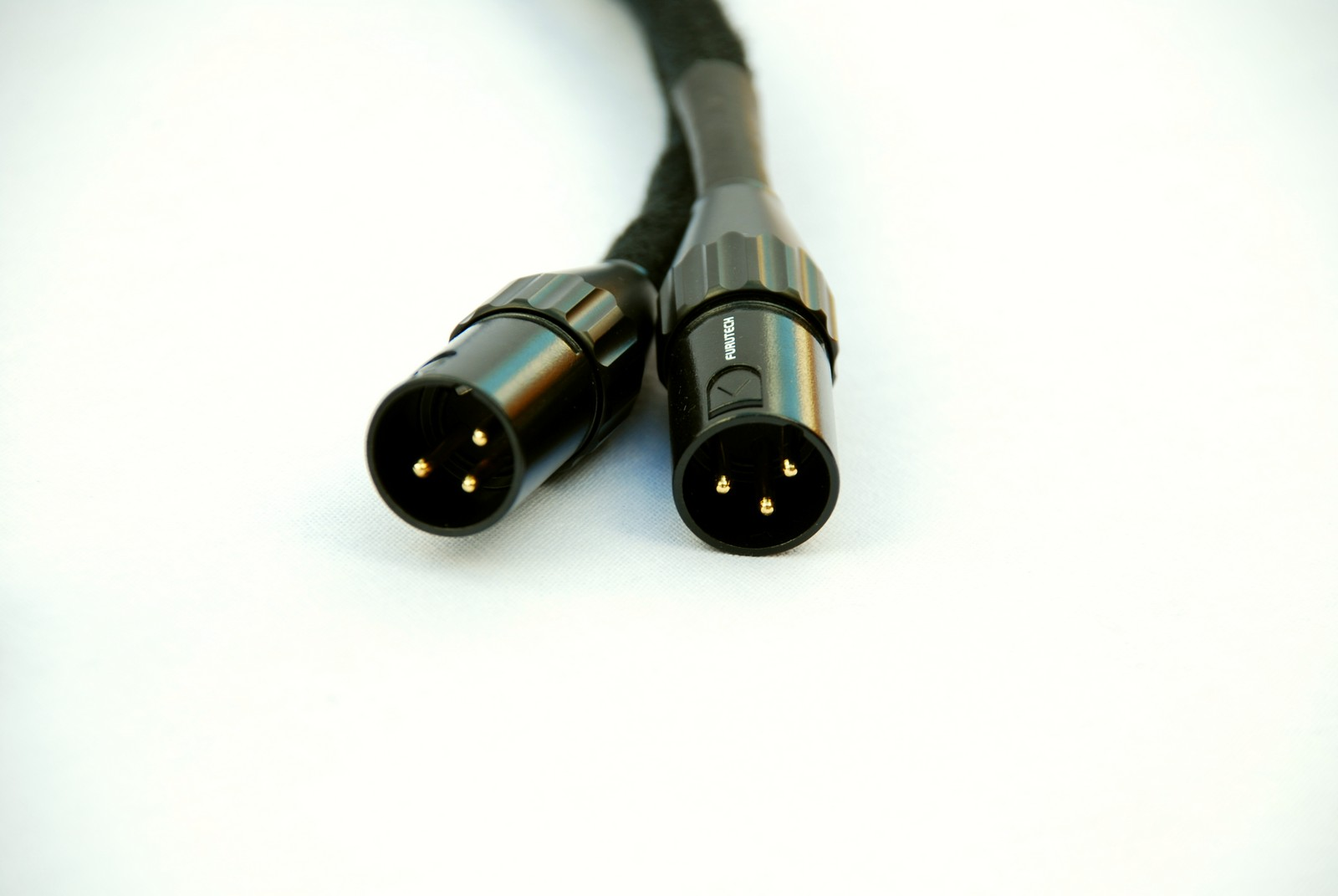 XLR Silver Audio Cables