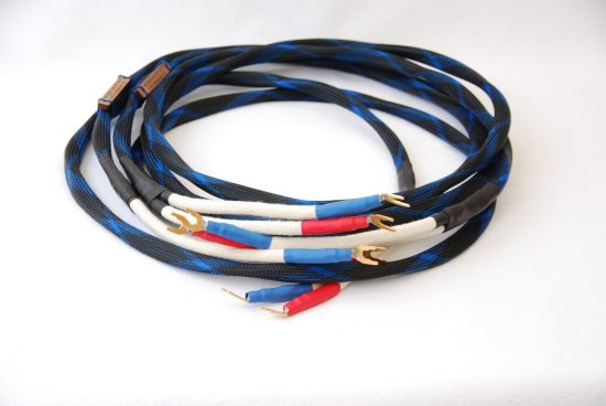 Audiophile Speaker Cables SP1