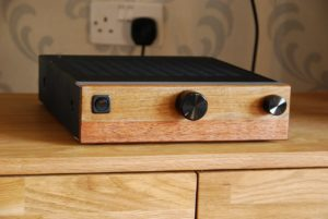 Audiophile Tube Pre Amplifier- A1