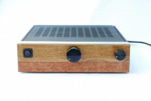 Audiophile Tube Preamplifier A1