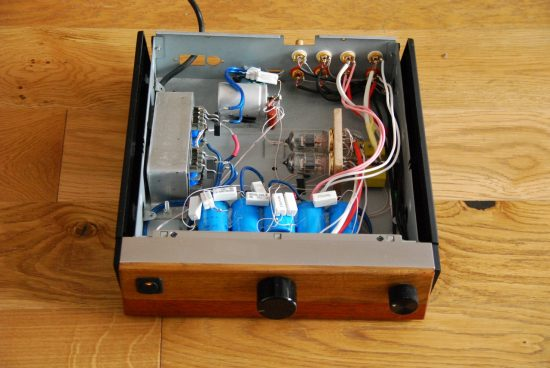 Tube Pre Amplifier A1