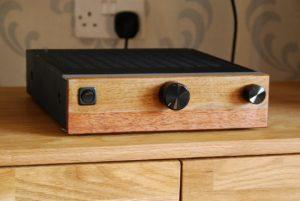 Valve Preamplifier A1 Audiophile Design