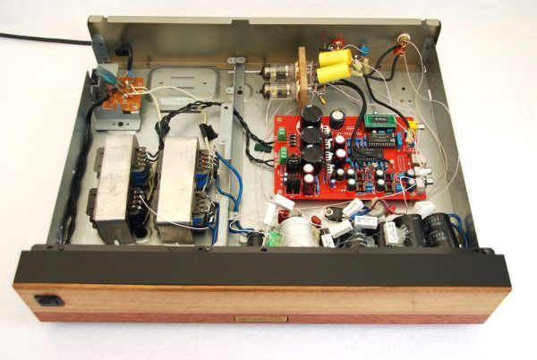 High-Fidelity Tube DAC design