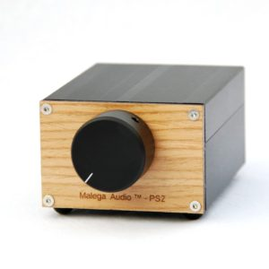High end passive preamp