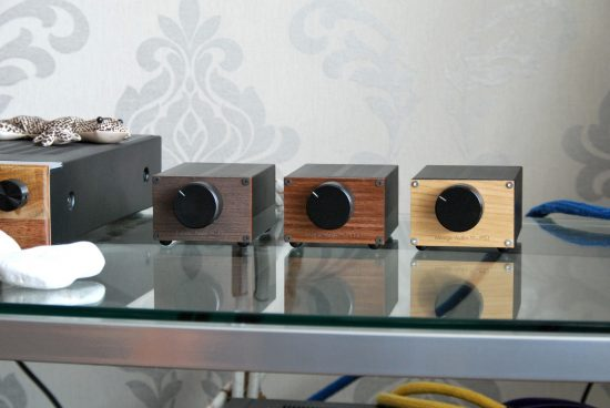 High Quality Passive Preamps