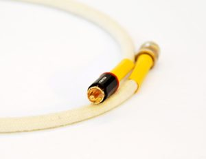 BNC to RCA Digital Silver Cable