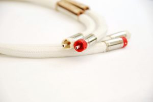 Silver Audio Cables - SILVER 1