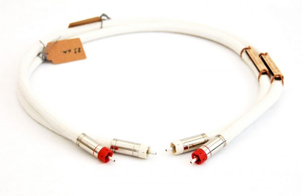 Silver Analogue cables -SILVER 1