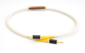 Silver 3.5 to 3.5 Cable